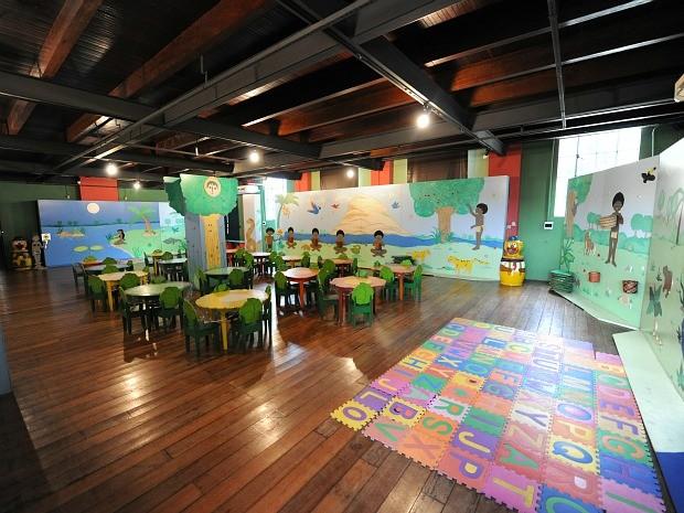 Centro Cultural conta com 'Espaço Criança' (Foto: Divulgação/SEC)