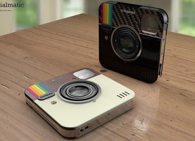 Câmera Polaroid do Instagram será lançada no 1º trimestre de 2014 (Foto: Divulgação)