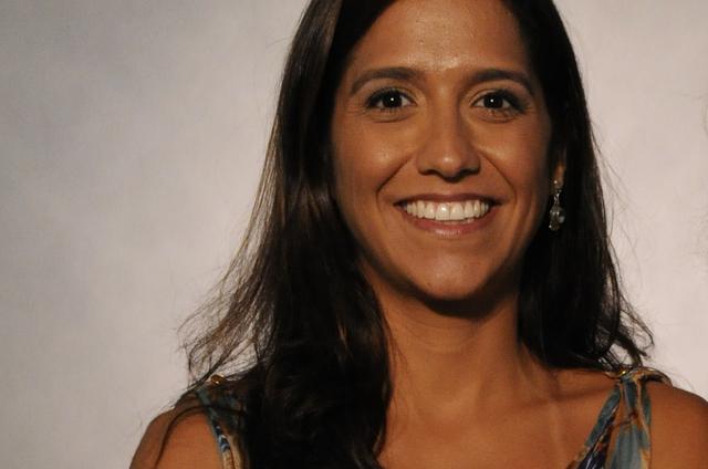 Patrícia Moretzshon (Foto: TV Globo)