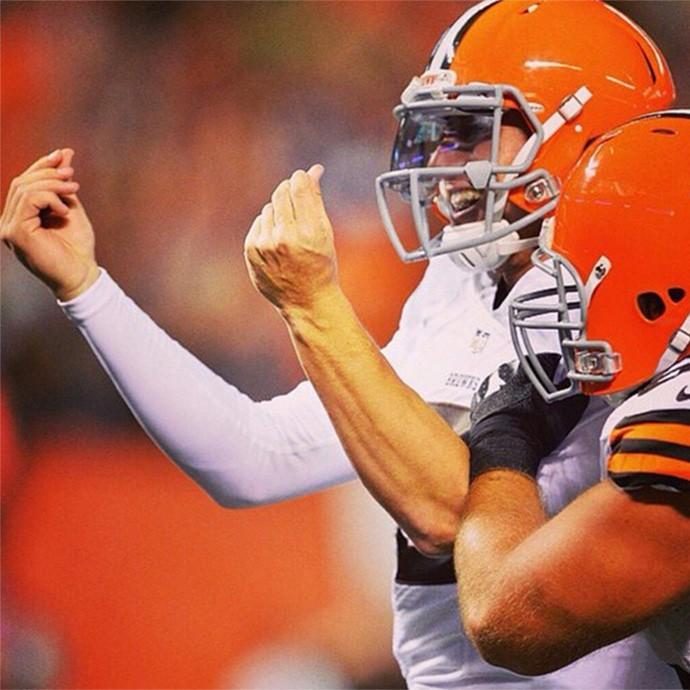 Johnny Manizel, NFL (Foto: Instagram)