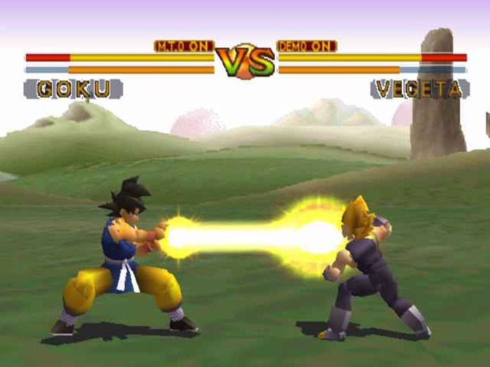 Dragon Ball GT: Final Bout (Foto: Divulgação)