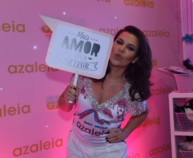 Fernanda Souza (Foto: Renato Wrobel/ Ed. Globo)