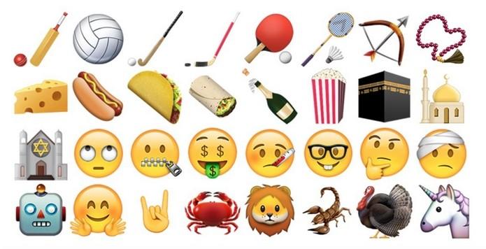 iphone ganha mais emojis com lançamento do ios 9 conheça os