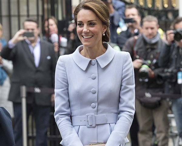 O estilo de Kate Middleton conquistou o mundo (Foto: Getty Images)