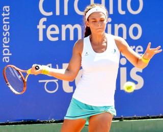Carol Meligeni tênis (Foto: Eric Visintainer/Divulgação)