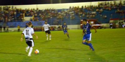 Atlético-PB 1 x 0 Botafogo-PB, no Estádio Perpetão, pelo Campeonato Paraibano 2014 (Foto: Divulgação / Botafogo-PB)