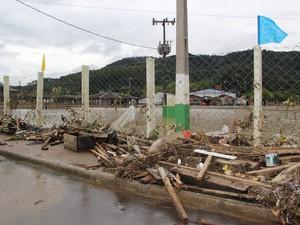 Presidente Getúlio solicitou decreto de estado de calamidade pública (Foto: Bianca H.C.Lima/Divulgação)