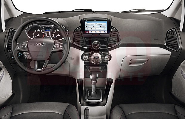 2012 - [Ford] Ecosport - Page 11 Ford-ecosport-projecao-interior