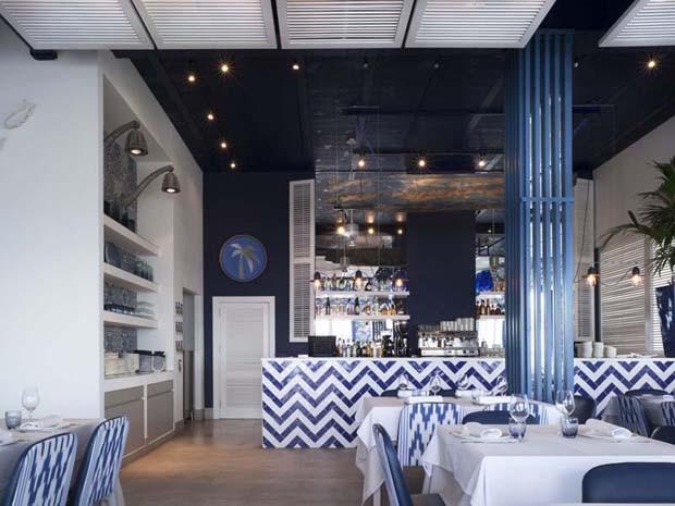 Restaurante Tropical incorpora a atmosfera de Valência  (Foto: Divulgação)
