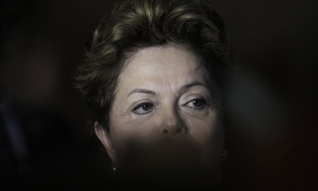 Dilma Rousseff (Foto: Jorge William)