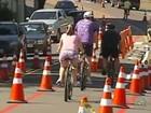 Projeto da ciclofaixa será reativado neste domingo em Rio Preto