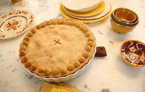 Torta de frango: receita da Rita Lobo