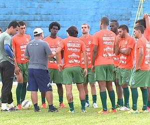 Treino da Matonense (Foto: Reginaldo dos Santos/EPTV)