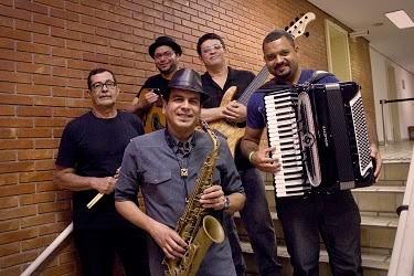 Spok Quinteto se apresenta no Projeto Raízes do Nosso Som, em Santos (Foto: Divulgação)