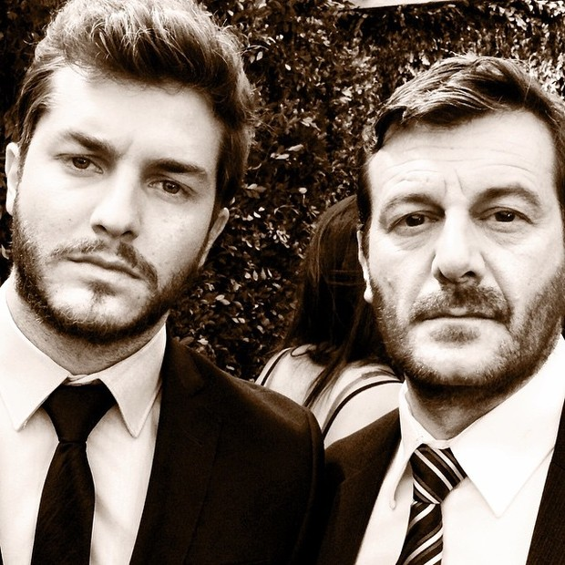 Klebber Toledo e Roberto Birindelli (Foto: Instagram)