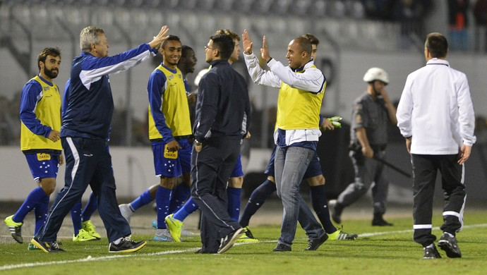Deivid; Cruzeiro (Foto: Mauro Horita/Light Press)