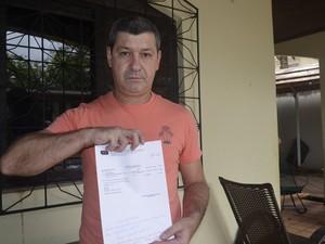 Pai do jovem, Toni Vitória diz estar inerte com dependência do estado (Foto: Arquivo Pessoal/Facebook)