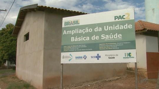 Com único posto de saúde fechado, pacientes em distrito de Bebedouro são atendidos em sala improvisada
