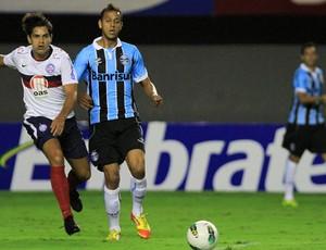 Fahel Bahis x Grêmio (Foto: Felipe Oliveira / Ag. Estado)