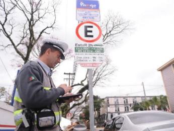 Prefeitura de Curitiba testa nova tecnologia para EstaR eletrônico (Foto: Everson Bressan / SMCS)