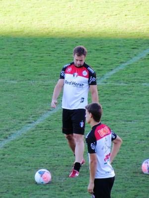 diego Jussani e Rafael Joinville (Foto: Divulgação/AV Assessoria)