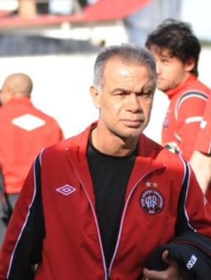 Jorginho Atlético-PR (Foto: Divulgação / Atlético-PR)