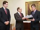 Governador do RS protocola projetos da fase 6 do ajuste fiscal gaúcho
