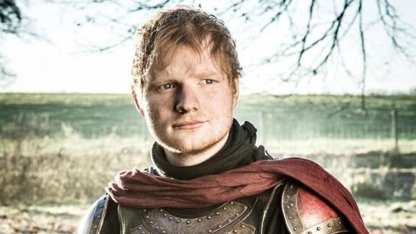 Ed Sheeran Game of Thrones (Foto:  )