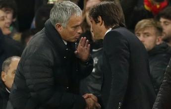 Após 14 jogos pelo United, Mourinho tem início pior que o de David Moyes