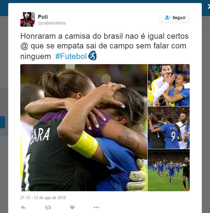 Neymar Marta Bárbara Rouba A Cena Em Surto Da Web Com