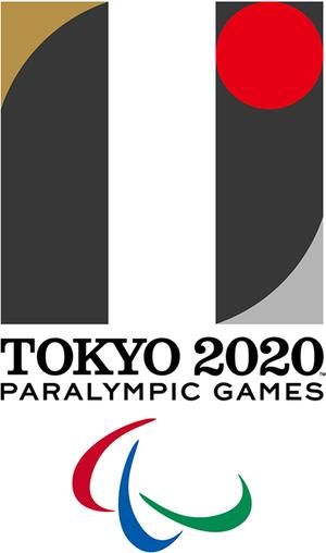 Logo Paralimpáidas Tóquio 2020 (Foto: Divulgação)