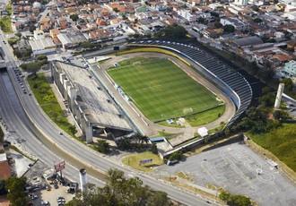 Estádio Municipal Bruno José Danie (Foto: Divulgação)