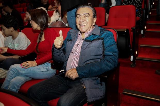 Mauricio de Sousa (Foto: Manuela Scarpa/Brazil News)