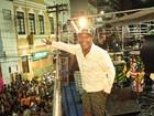 Márcio Victor quer arrastão se 'Lepo Lepo' ganhar como música da folia
