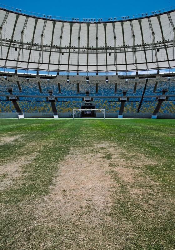 Maracanã  W.O. no Maraca - ÉPOCA  107f96955a2d0