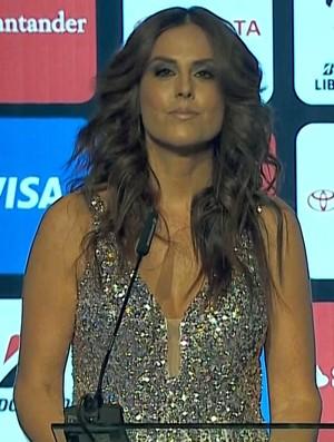 Sorteio da Copa Libertadores da América 2014 (Foto: Reprodução)