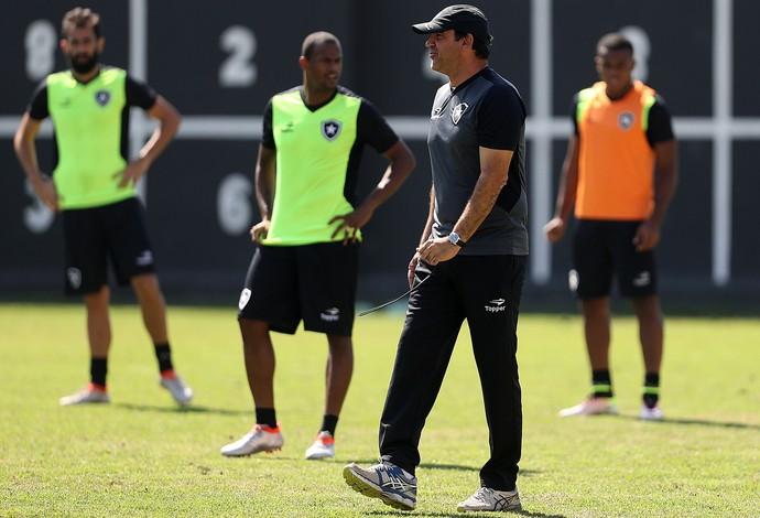 Ricardo Gomes, Botafogo (Foto: Vitor Silva/SSPress/Botafogo)