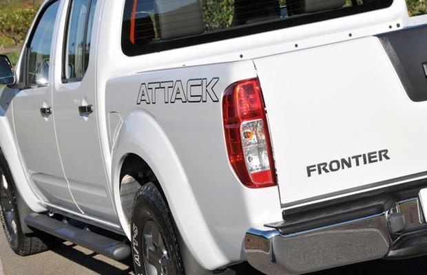Nissan Frontier SV Attack 4X4 AT (Foto: Divulgação)