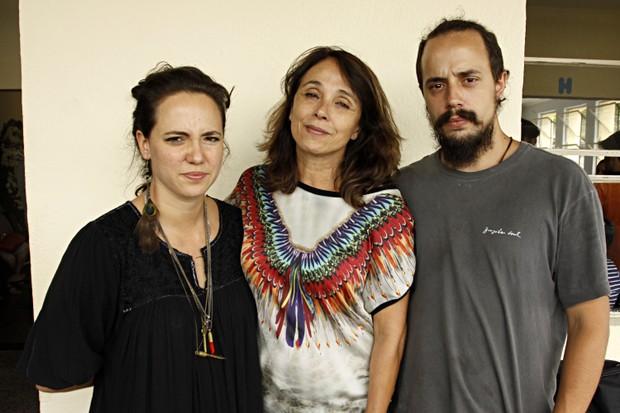 Familiares de vida Alves (Foto: Celso Tavares/EGO)