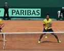 Marcelo Melo e Bruno Soares tentam manter Brasil vivo contra a Bélgica