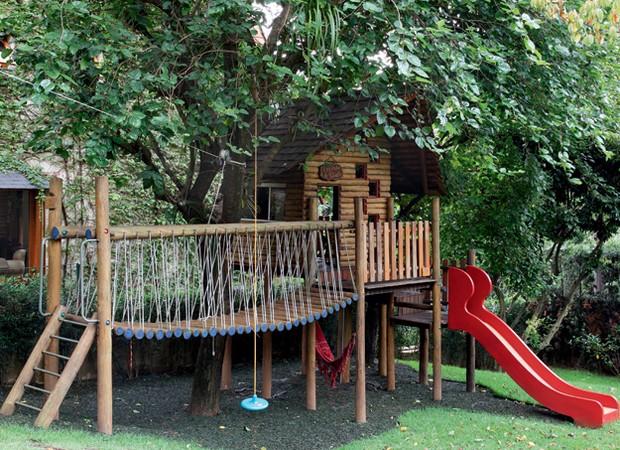 Casa na árvore  Casa e Jardim  Jardim