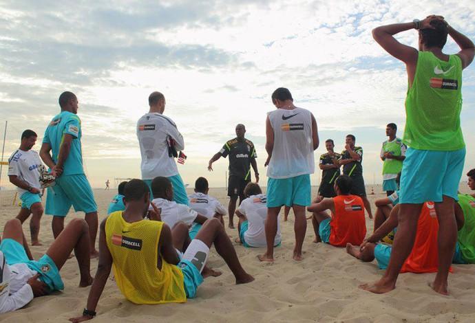 Futebol de Areia - Rafael Bokinha seleção brasil (Foto: Rodrigo Molina)