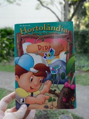 Marcos Piangers Mistura com Rodaika o Papai é Pop Hortolândia (Foto: Giovane Santayana/RBS TV)