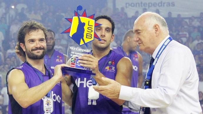 Gustavinho Mogi das Cruzes final Liga Sul-Americana (Foto: Cleomar Macedo)