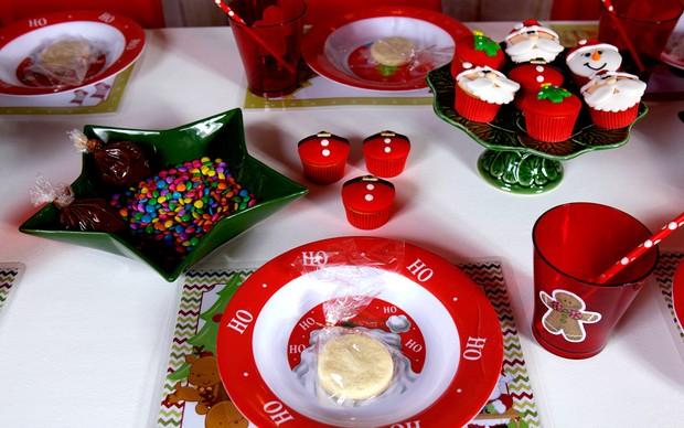 Decoração de Natal (Foto: Isac Luz / EGO)