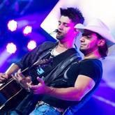 Munhoz e Mariano (Foto: Érico Andrade/G1)