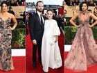 Veja os looks dos famosos no SAG Awards 2017