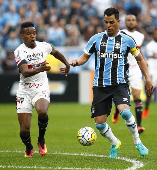 ALTA QUALIDADE (Lucas Uebel/Divulgação Grêmio)