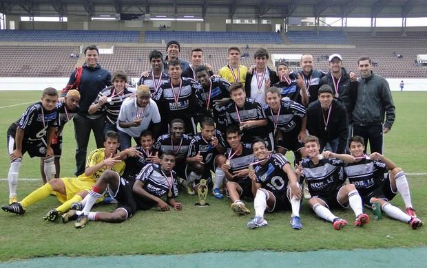 Comercial é campeão dos Jogos Regionais em Araraquara (Foto: Gabriel Lopes / Comercial FC)