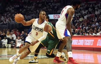A vida no jogo 7: Clippers e Jazz decidem quem encara os Warriors
